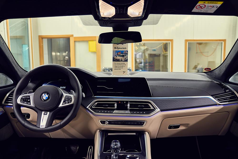 Biljouren erbjuder ersättningsbil till subventionerat pris