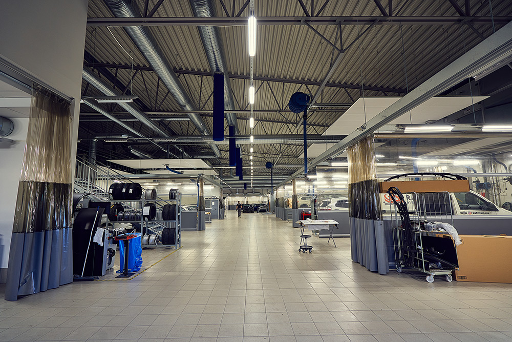 Auktoriserad verkstad i Åkersberga