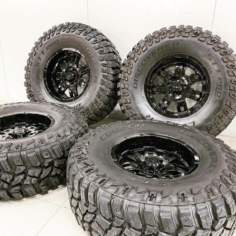 Konsultera vår personal för råd gällande däck & fälg till just din bil